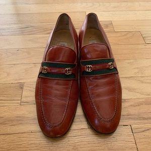 Men's Vintage Gucci Loafers